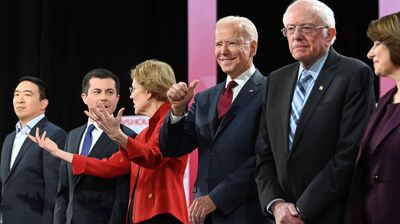 The 6th Democratic Debate Takeaways