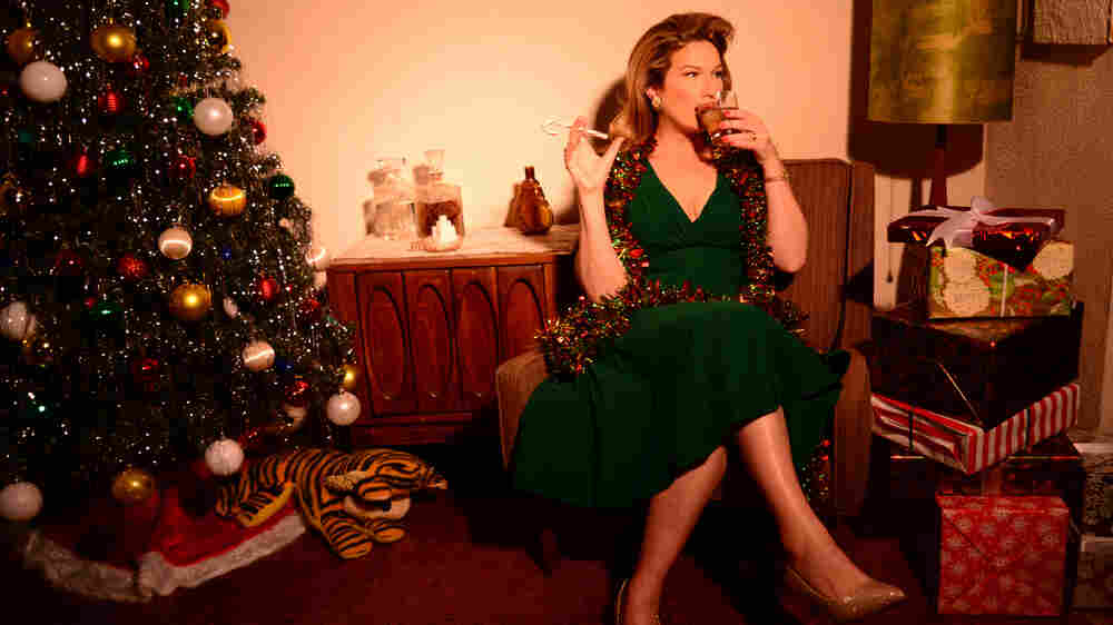 Ana Gasteyer's 'Sugar & Booze' Is Holiday Music With 'A Modern Wink'