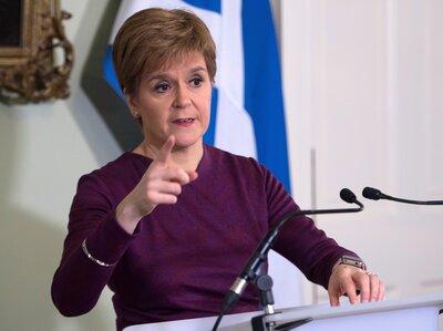 Scotland Seeks New Vote On Independence As U.K. Hurtles Toward Brexit