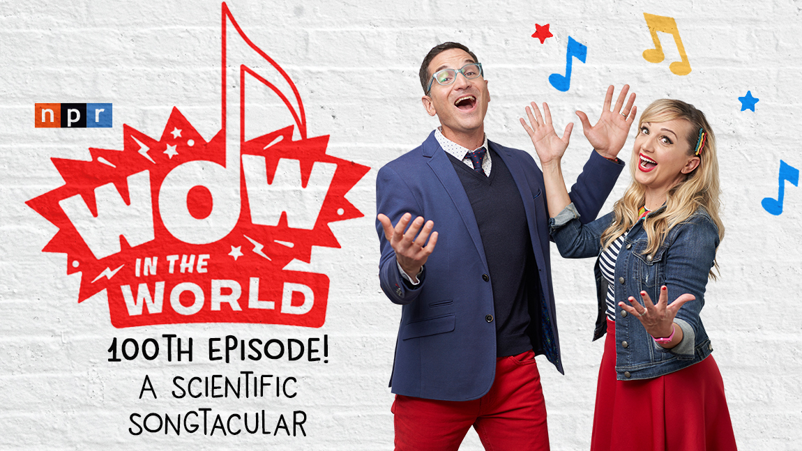 100th Episode! A Scientific Songtacular