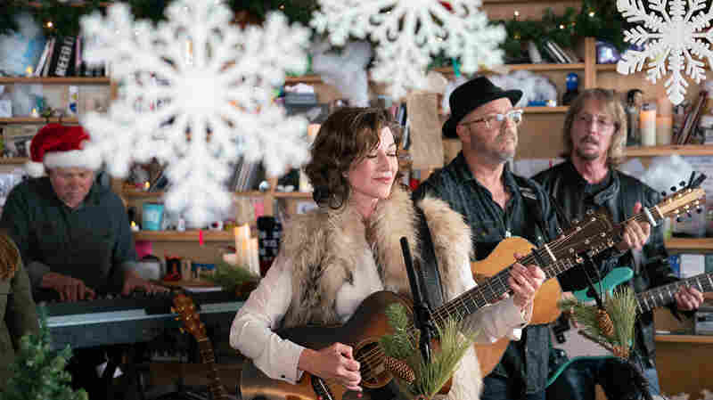 'Tis The Tiny Season: Our 5 Favorite Holiday Tiny Desk Concerts