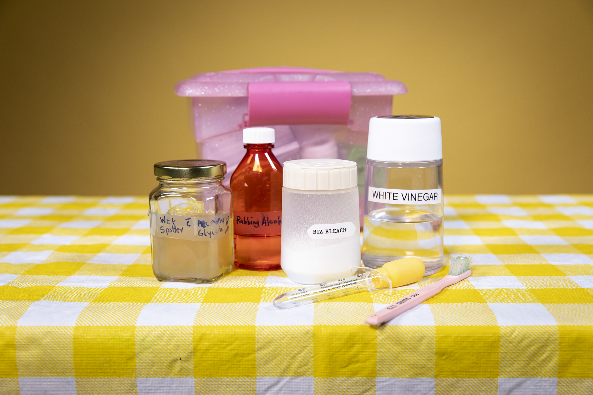 6 Tips For How To Get Stains Out Life Kit Npr - How To Remove Old White Heat Stains From Tablecloths