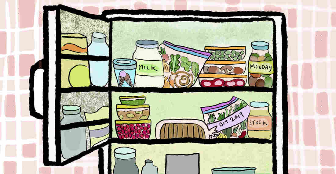 NPR's Life Kit shares tips and tricks to help reduce food waste.