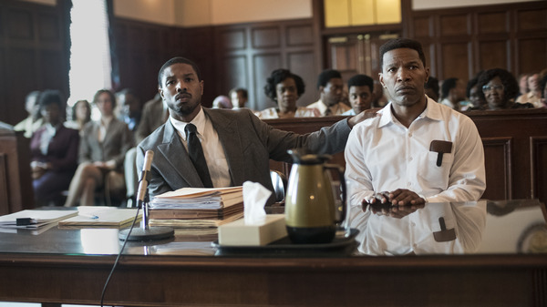 Just Mercy : An Earnest, Effective Legal Drama