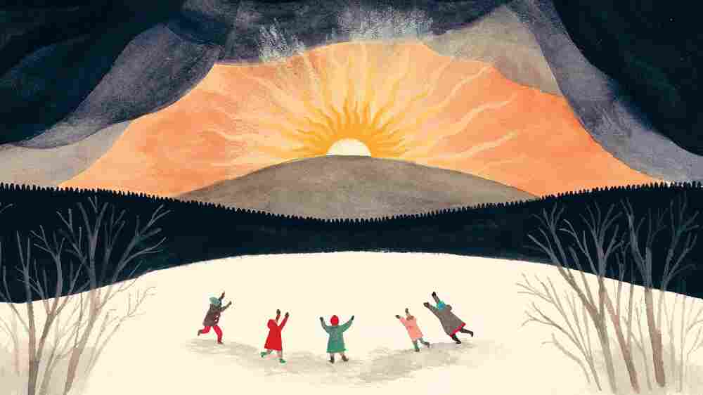 Happy Winter Solstice! At Last, We've Made It To 'The Shortest Day'