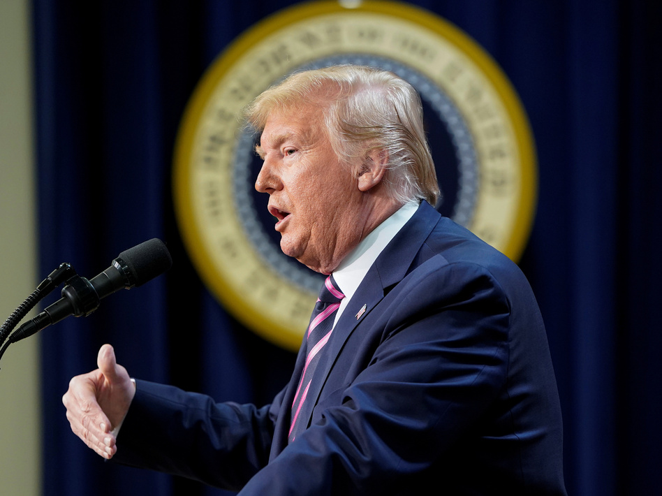 """""""It became pretty clear pretty quickly, unambiguously that the president had misused his office for personal political gain"""" from evidence presented in impeachment proceedings against President Trump, says <em>Christianity Today </em>Editor-in-Chief Mark Galli. (Joshua Roberts/Reuters)"""