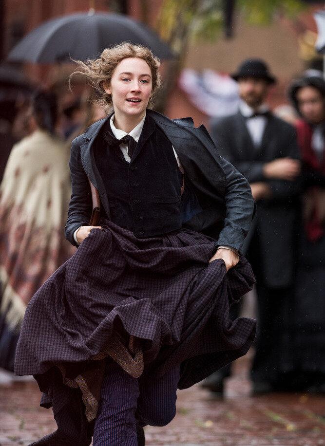 Saoirse Ronan Playing Jo March In Little Women Was A Confidence Boost Npr