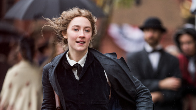 Saoirse Ronan: Playing Jo March In 'Little Women' Was A Confidence Boost