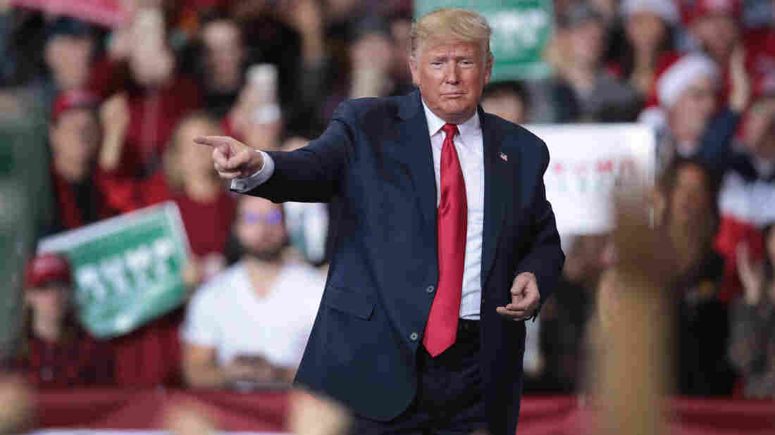 Westlake Legal Group gettyimages-1194791322_wide-d0b3544a0ed9466f4071654fe4e7bb6d0ebcaf4c-s1100-c15 In The Face Of Impeachment, Trump Is Unchastened