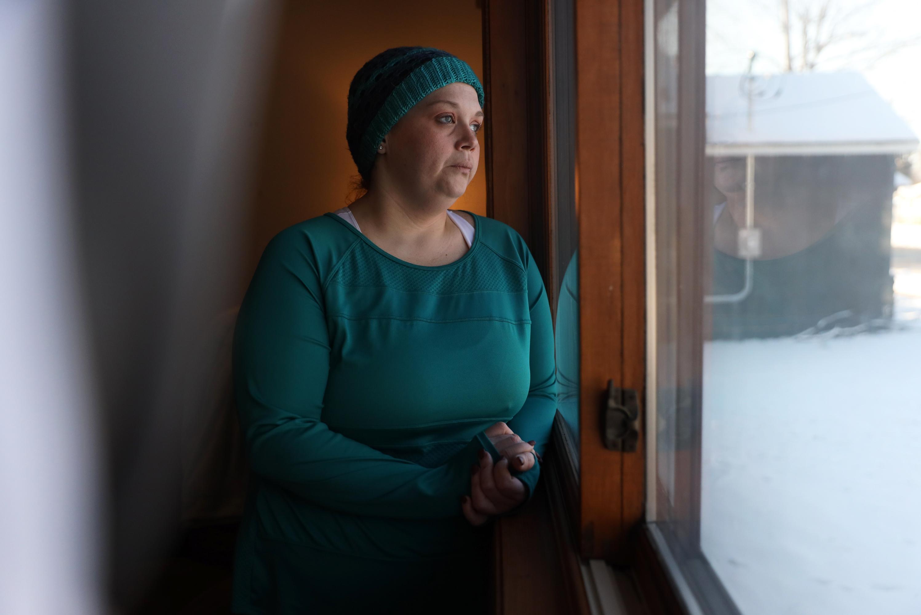 Stoflet afirma que las drogas la ayudaron a recuperarse de su adicción a los opiáceos.