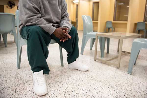 While serving time at Waupun Correctional Institution, Robert Alexander is working on a bachelor's degree in biblical studies. Since the first U.S. census in 1790, the federal government has included incarcerated people in the population counts of where they're imprisoned.