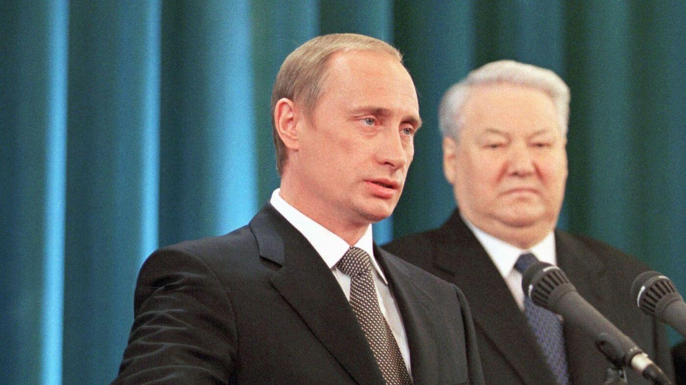 Russia's Vladamir Putin