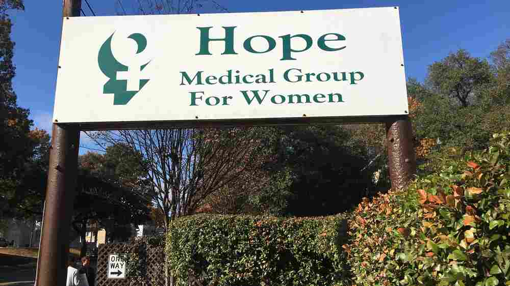 The Louisiana Clinic At The Center Of Abortion Case Before Supreme Court