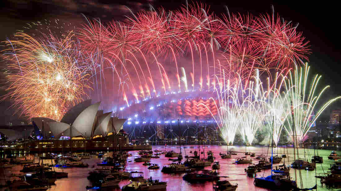 Wildfires Rage Across Australia as Sydney Fireworks Set to Go Ahead