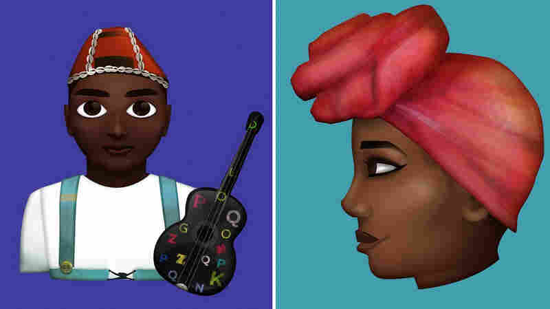 The Emoji Designer Who's Bringing African Culture To Smartphone Keyboards
