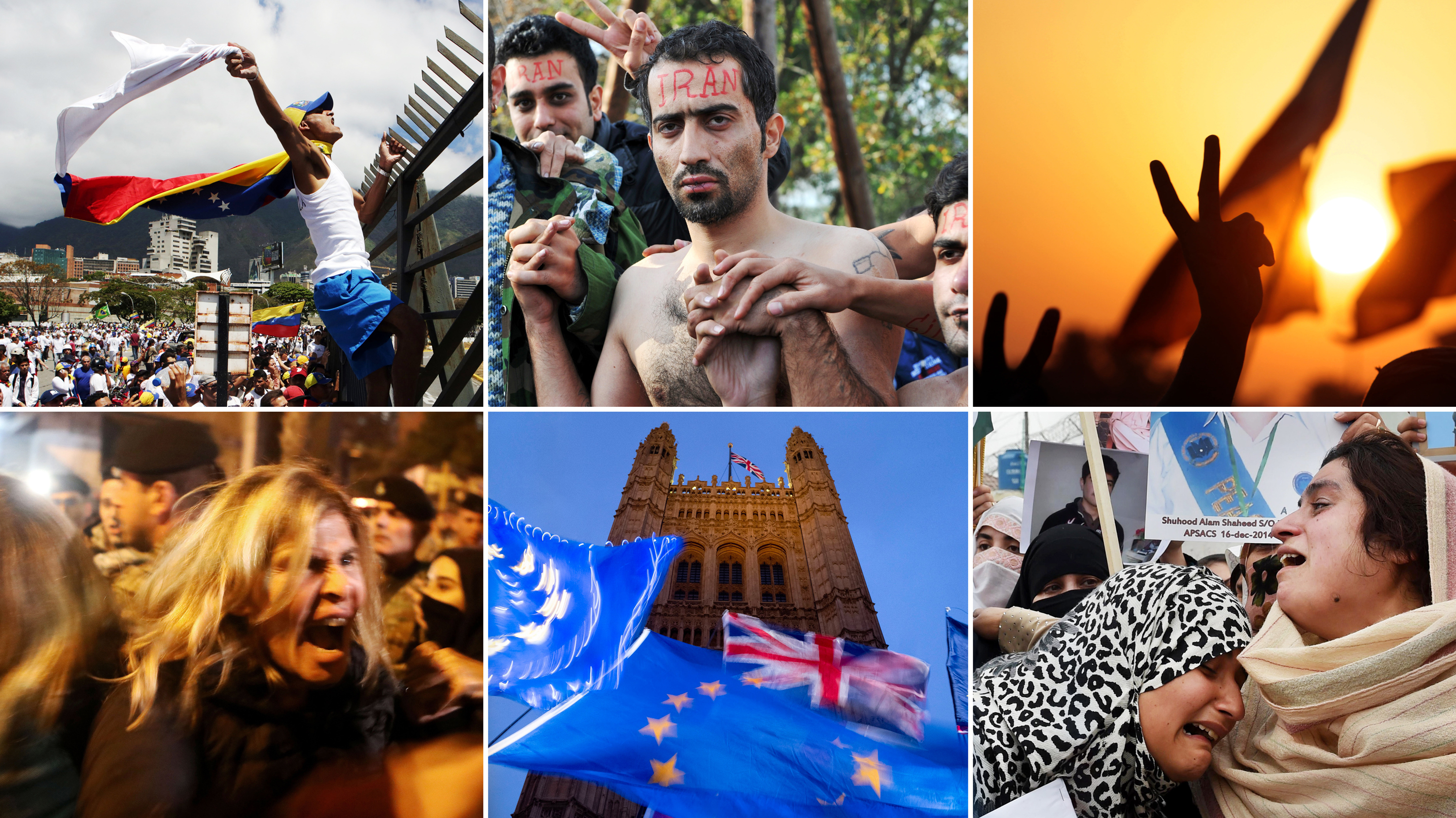 The 2010s: A Decade Of Protests Around The World