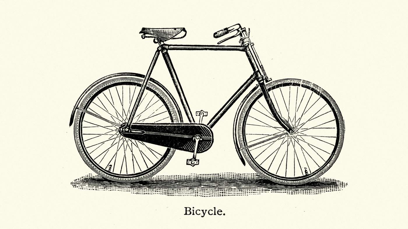 The Great British Bicycle Bubble