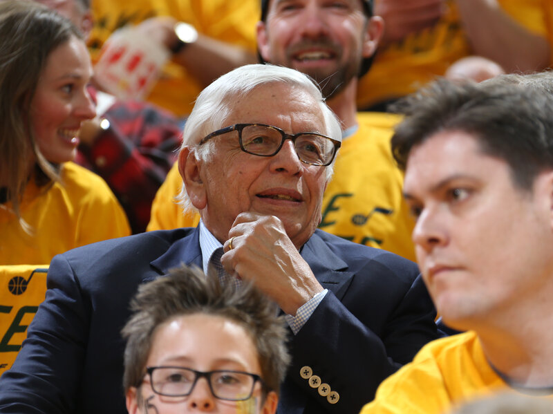 N.B.A. Superstars, Growth and Lockouts: The David Stern Years
