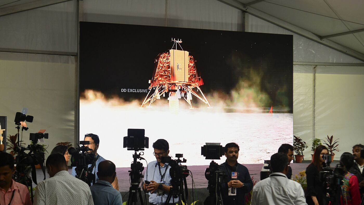 india gettyimages 1166297329 wide 1b041e1df3ee48a3e286933890174e20f478d993 - India's First Human Space Mission Planned For 2022 : NPR