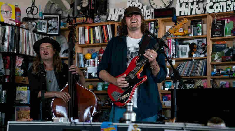 Daniel Norgren: Tiny Desk Concert