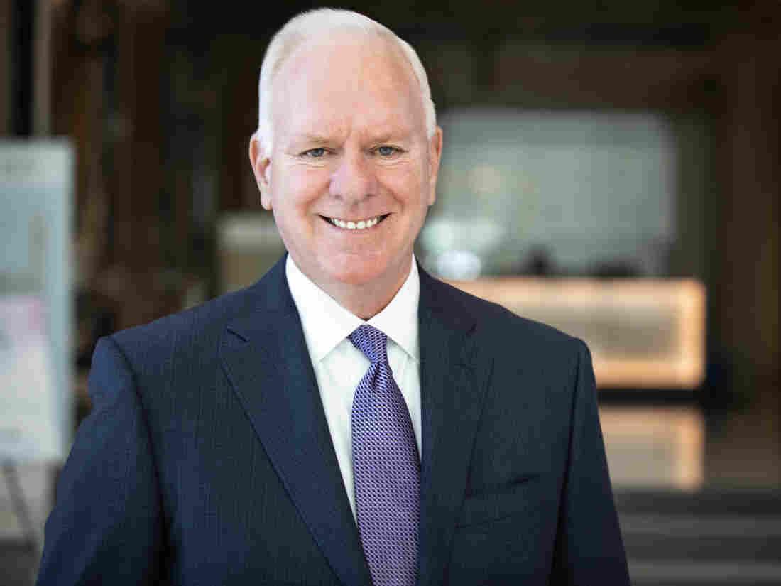 John Lansing, NPR CEO