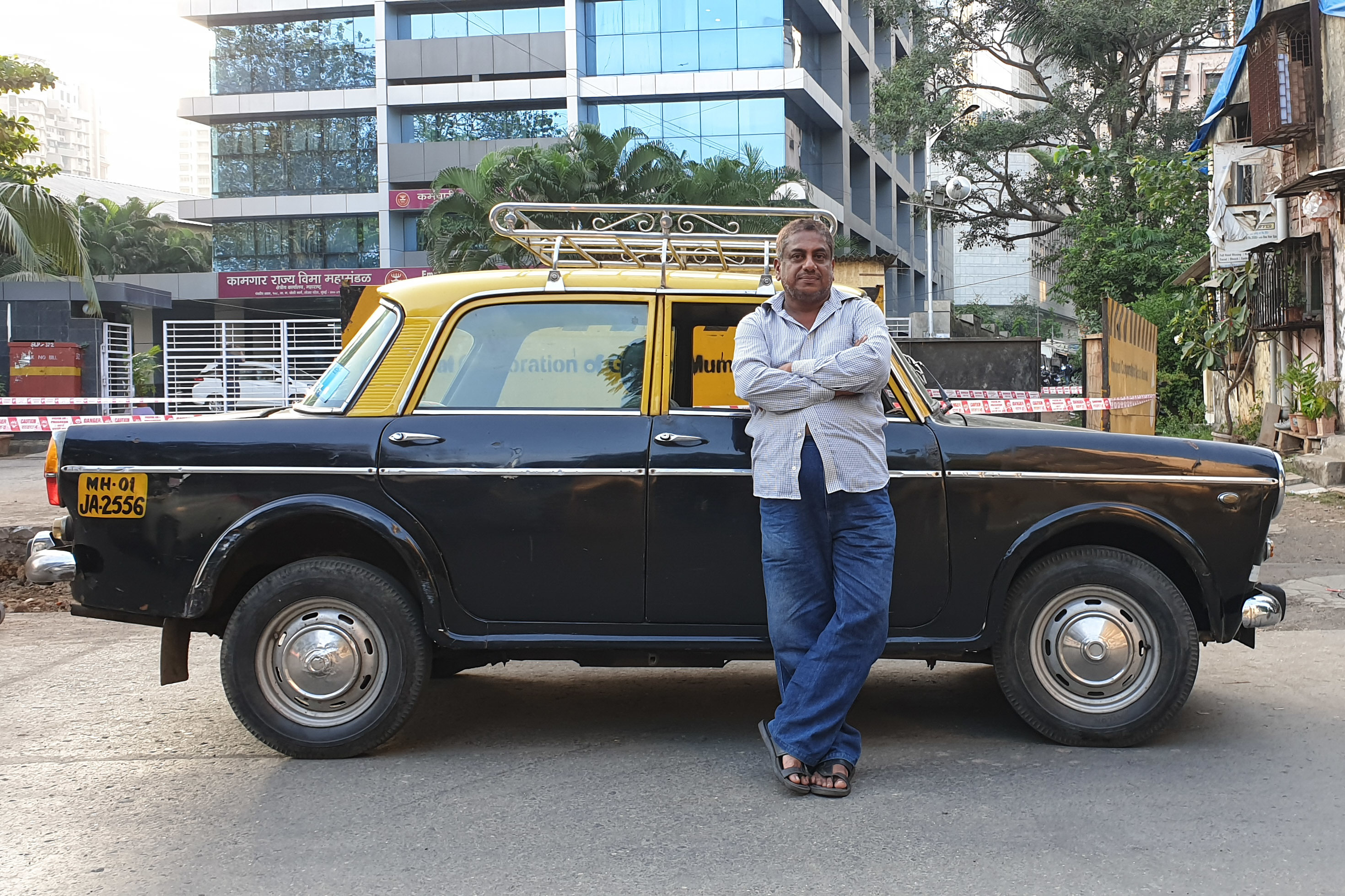 Mumbai Takes Its Vintage Padmini Taxis Off The Road For Good Npr