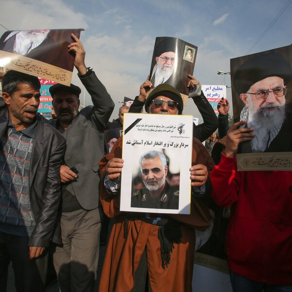How The World Is Reacting To The U.S. Assassination Of Iran's Qassem Soleimani