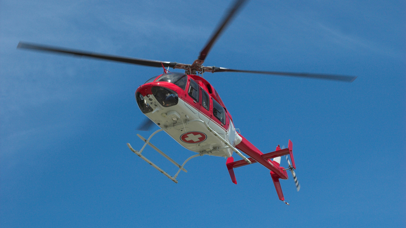 The Skyrocketing Cost Of Air Ambulances
