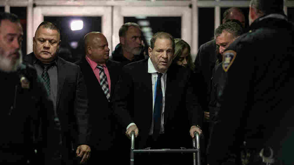 Harvey Weinstein Heads To Trial For Sex Crimes In A #MeToo Landmark