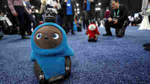 What's Next In Tech? We Dodged Robots At CES To Find Out