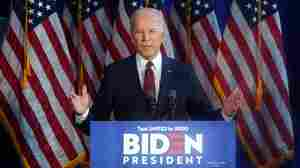 In Iran Speech, Biden Calls Escalating Tension Avoidable And Dangerous