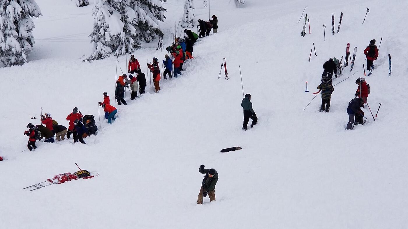 2 Killed, 5 Injured In Avalanche At Idaho Ski Resort