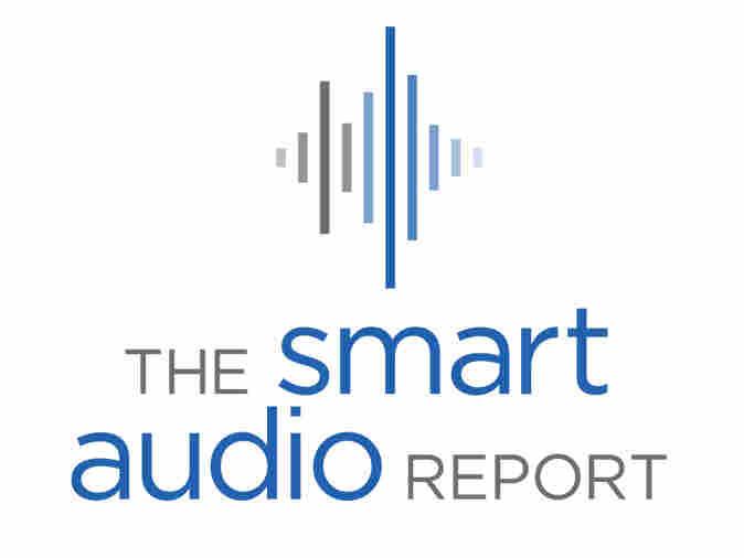 The Smart Audio Report - Logo