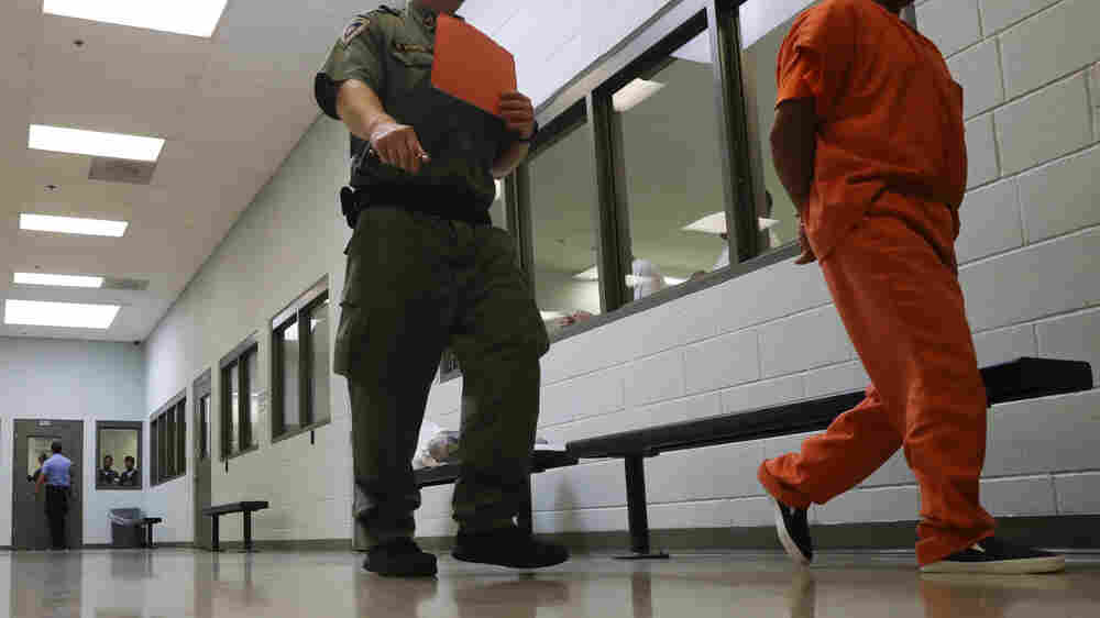 Despite Findings Of 'Negligent' Care, ICE To Expand Troubled Calif. Detention Center