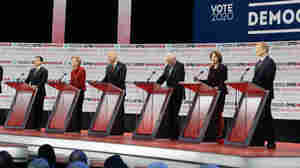 Democratic Debate Grows To 6 Candidates As Steyer Hits January Threshold