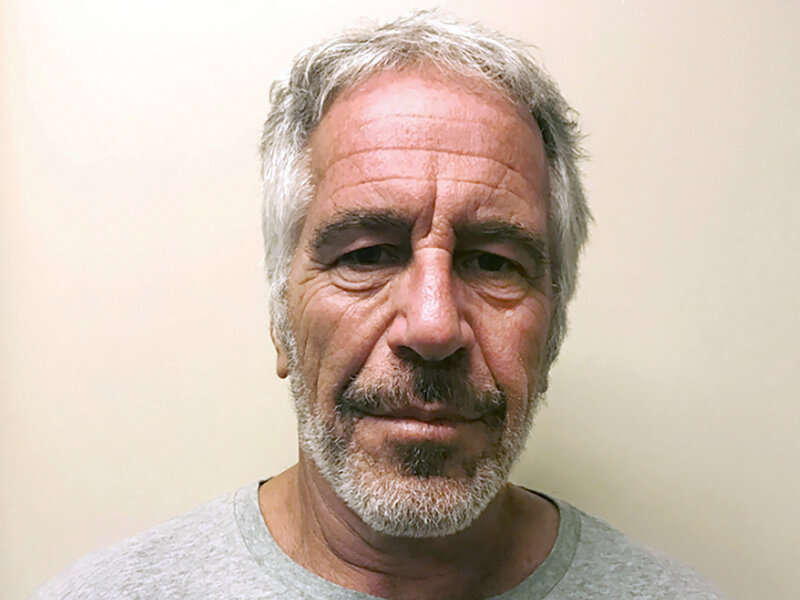 Jail video of Jeffrey Epstein's first apparent suicide attempt no longer exists