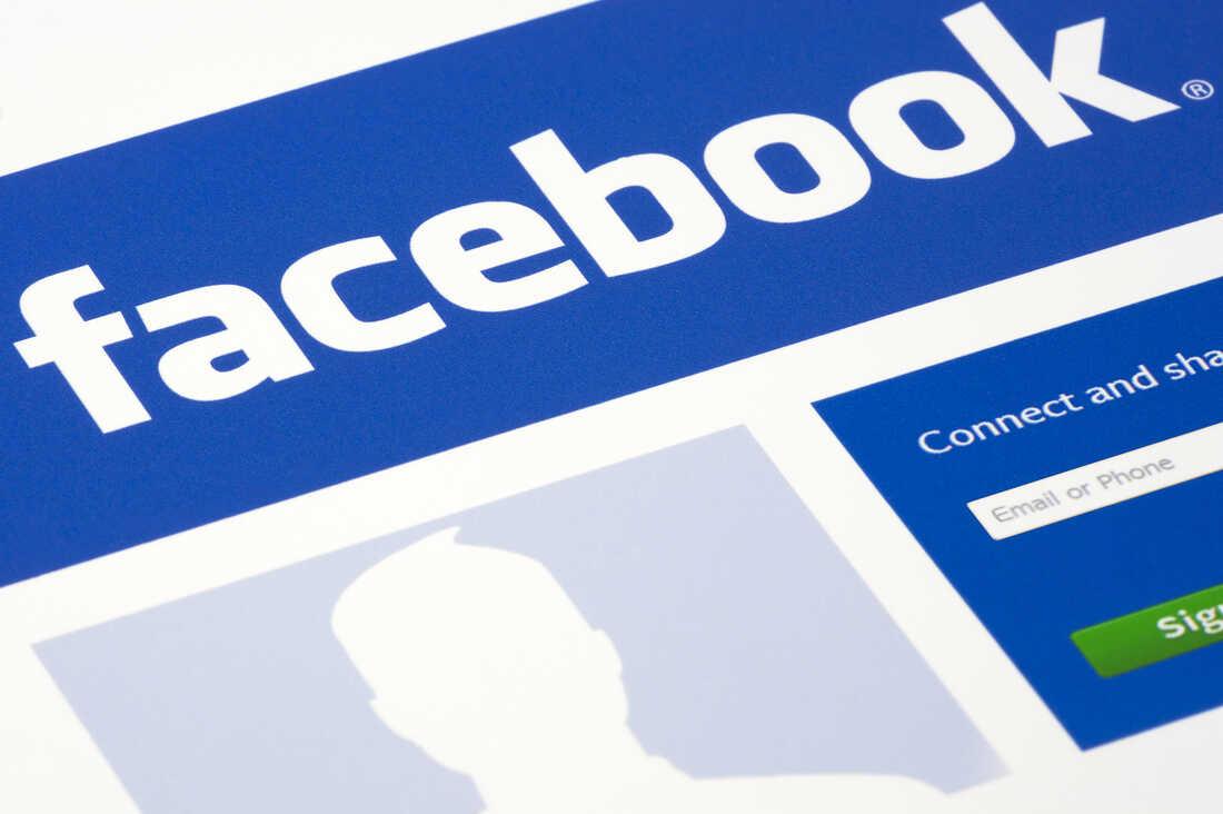 Facebook website logos