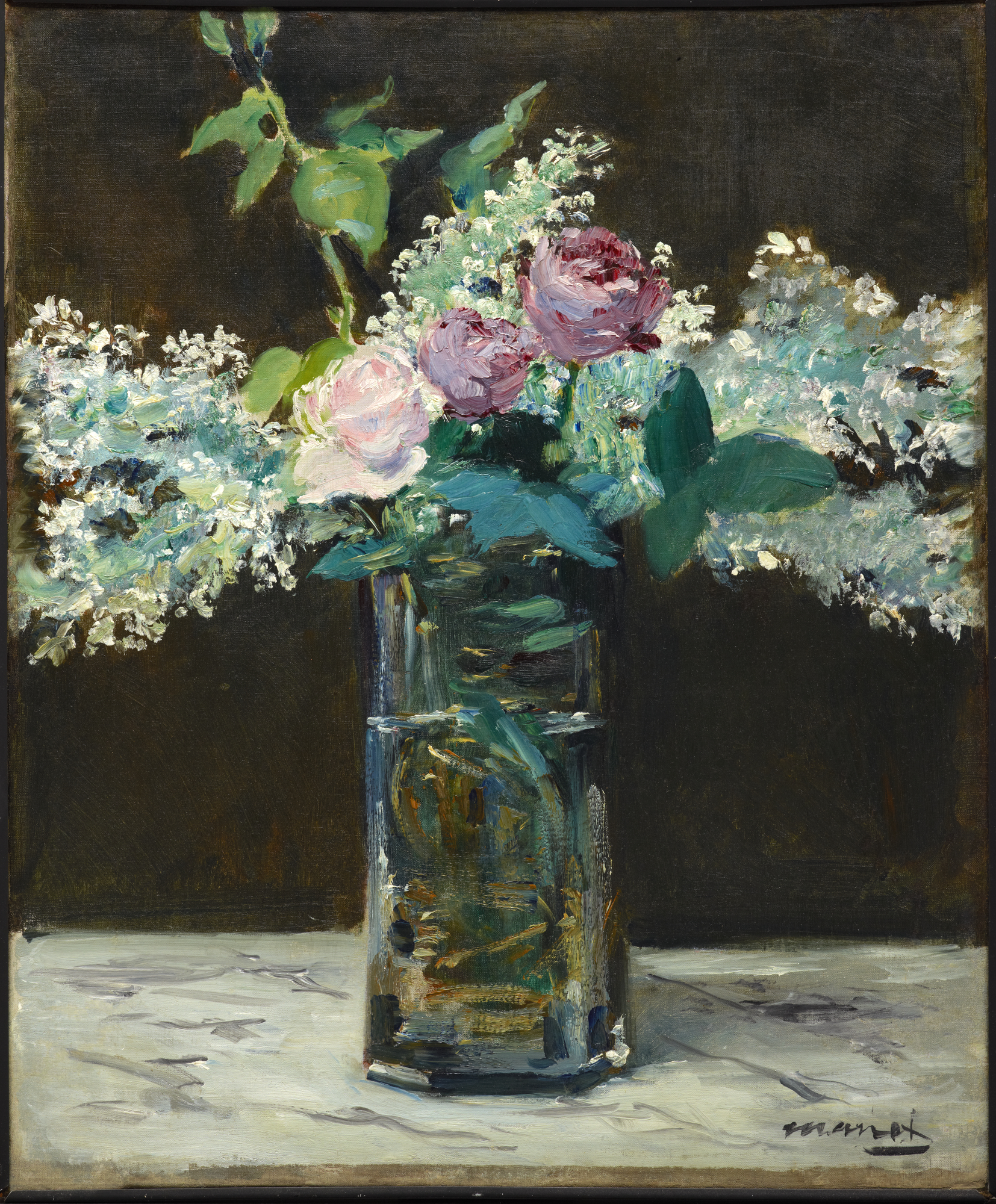What A Way To Go: Even As He Died, Manet Made Life-Affirming Art