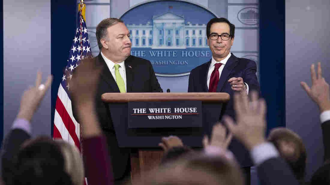 Westlake Legal Group ap_20010590038204_wide-eac18f87be6edce2fe8675ed7bf4ec244b0ea540-s1100-c15 Trump Administration Announces More Economic Sanctions Against Iran