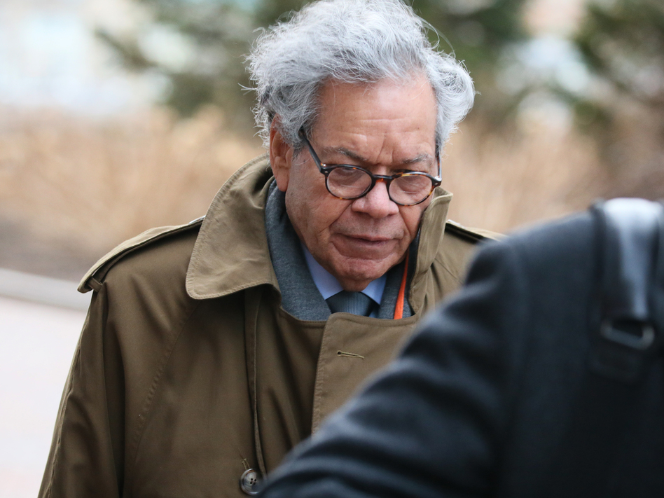 John Kapoor, founder of Arizona-based Insys Therapeutics, is scheduled to be sentenced this month. (Craig F. Walker/Boston Globe via Getty Images)