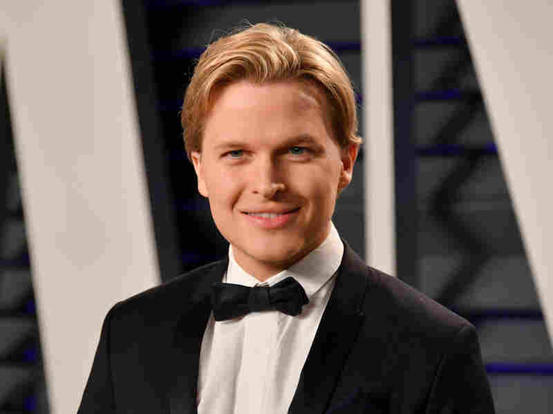 Ronan Farrow attends the 2019 Vanity Fair Oscar Party on Feb. 24, 2019, in Beverly Hills, Calif.