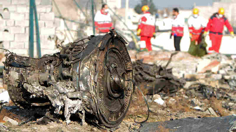 Ukrainian Plane Crash In Iran: Here's What The Available Evidence Shows