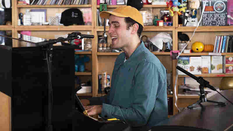 Jordan Rakei: Tiny Desk Concert