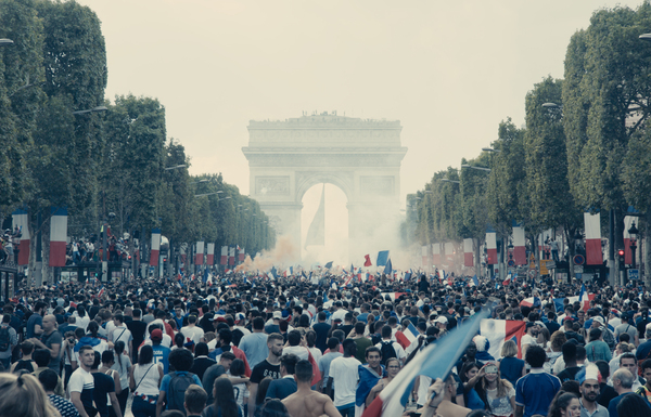 Ladj Ly's 2019 film Les Misérables opens on an ecstatic scene — France has just won the World Cup and happy Parisians are celebrating in the streets.