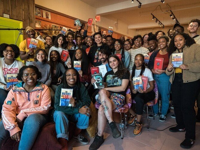 Library Card Registration Day Is Jan. 11 For Noname's Book Club : NPR