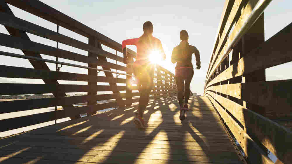Ready For Your First Marathon? Training Can Cut Years Off Your Cardiovascular Age