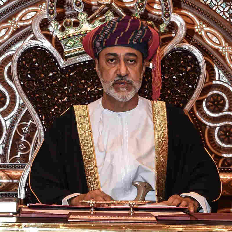 Westlake Legal Group gettyimages-1193051115_sq-1c8803d6a3838445089fc6530e522d5c6773b8bc-s800-c15 Omani Sultan Qaboos, Who Ruled Oman For Half A Century, Dies At 79