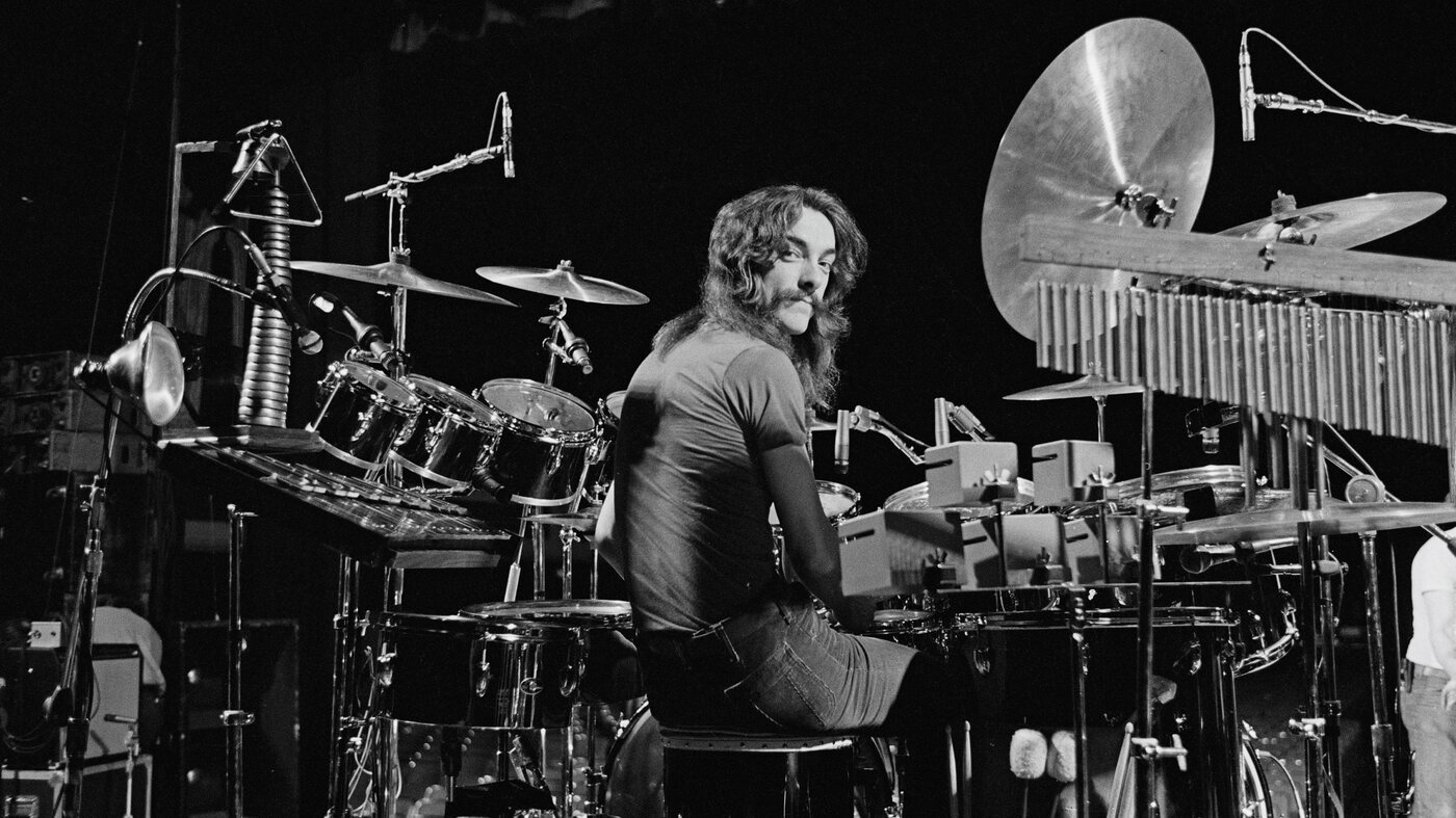 Remembering Neil Peart, A Monster Drummer With A Poet's Heart : NPR