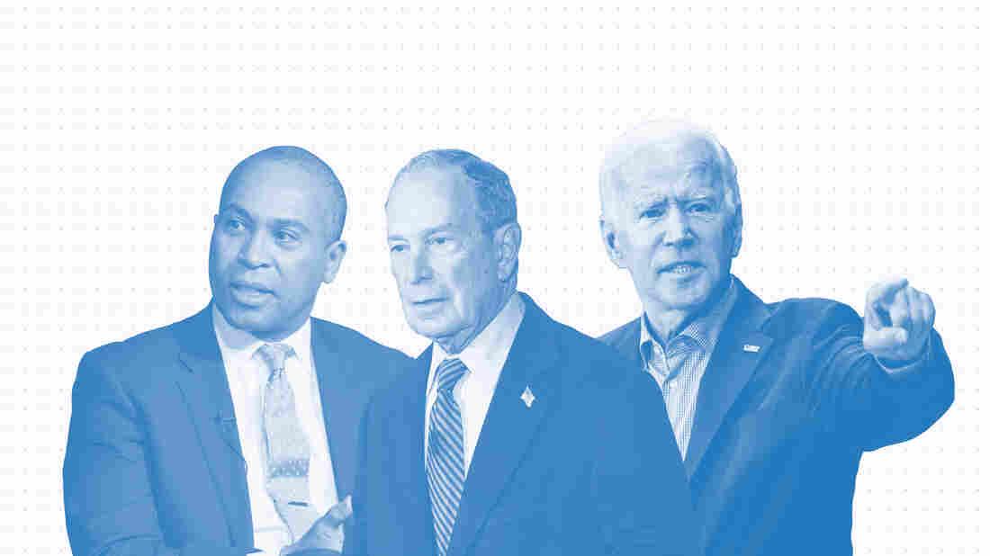 Issue Tracker: Deval Patrick, Mike Bloomberg, Joe Biden