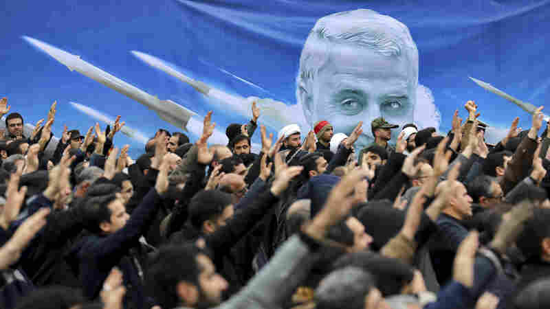 Opinion: The Danger From Iran Didn't Die With Soleimani
